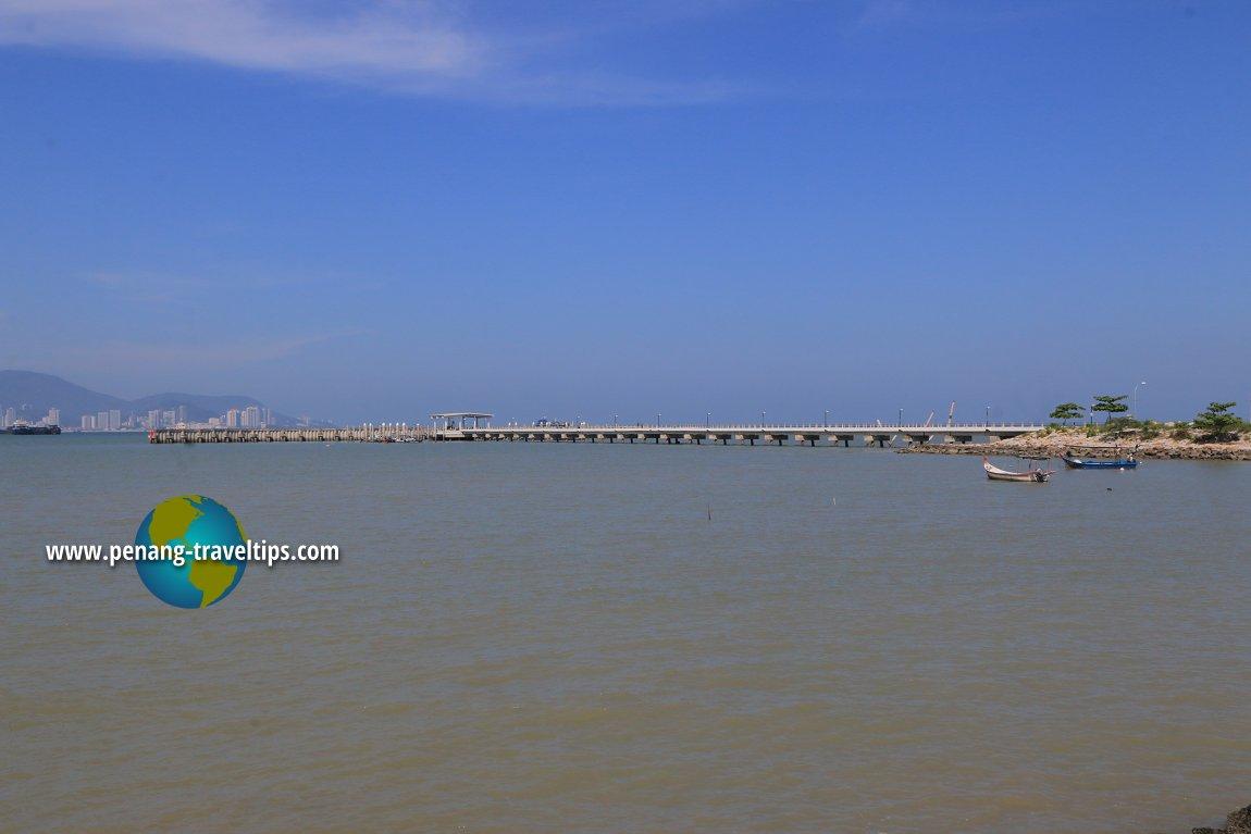 Bagan Ajam Fishermen Jetty
