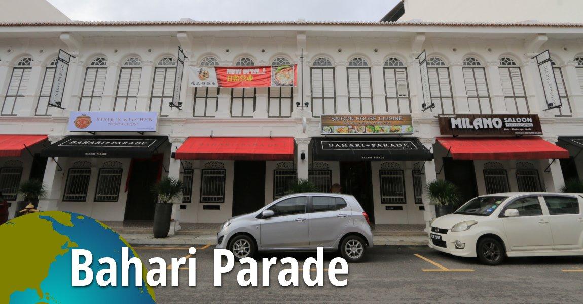 Bahari Parade, Penang