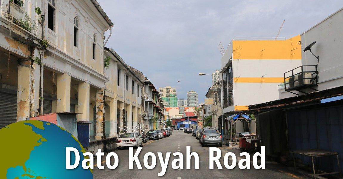 Dato Koyah Road