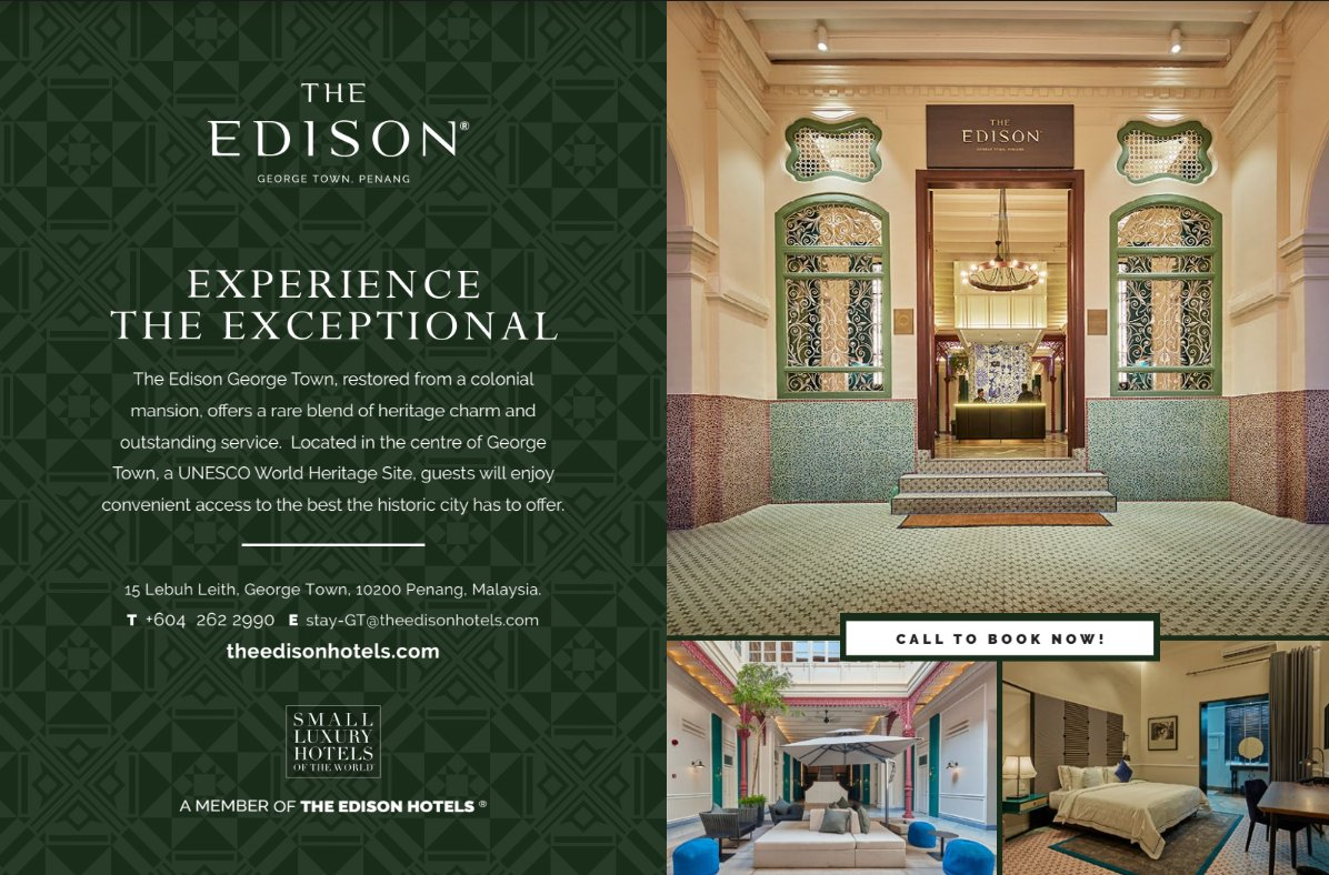 The Edison - Experience The Exceptional
