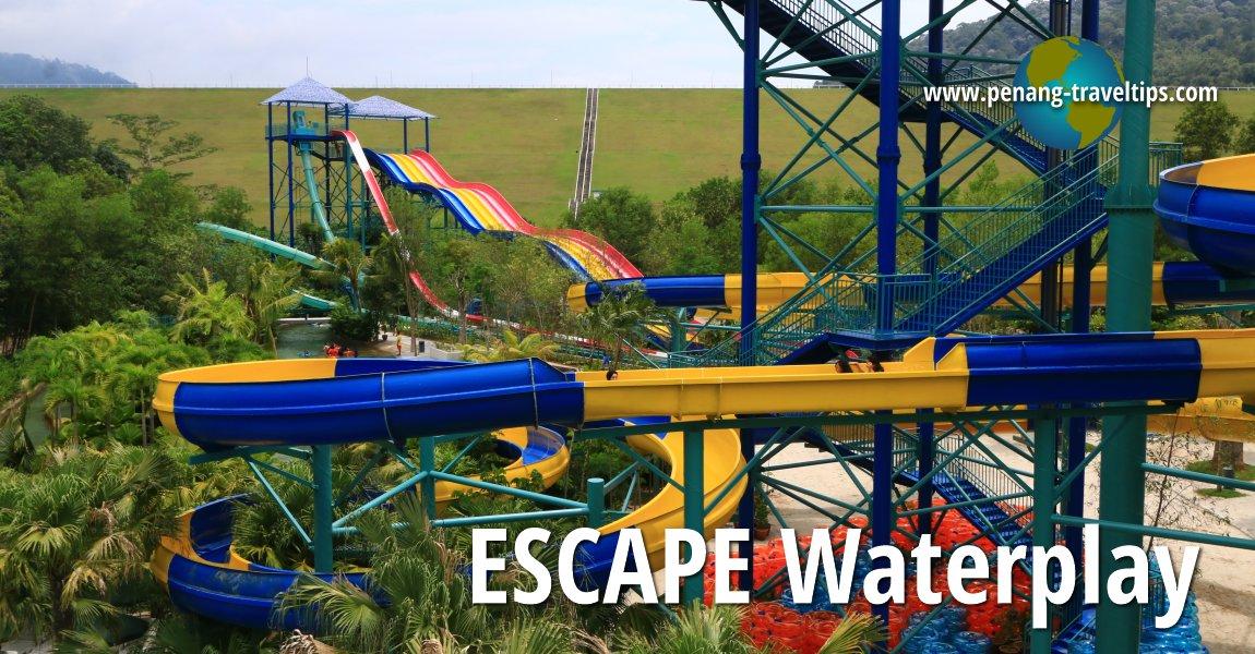 ESCAPE Waterplay