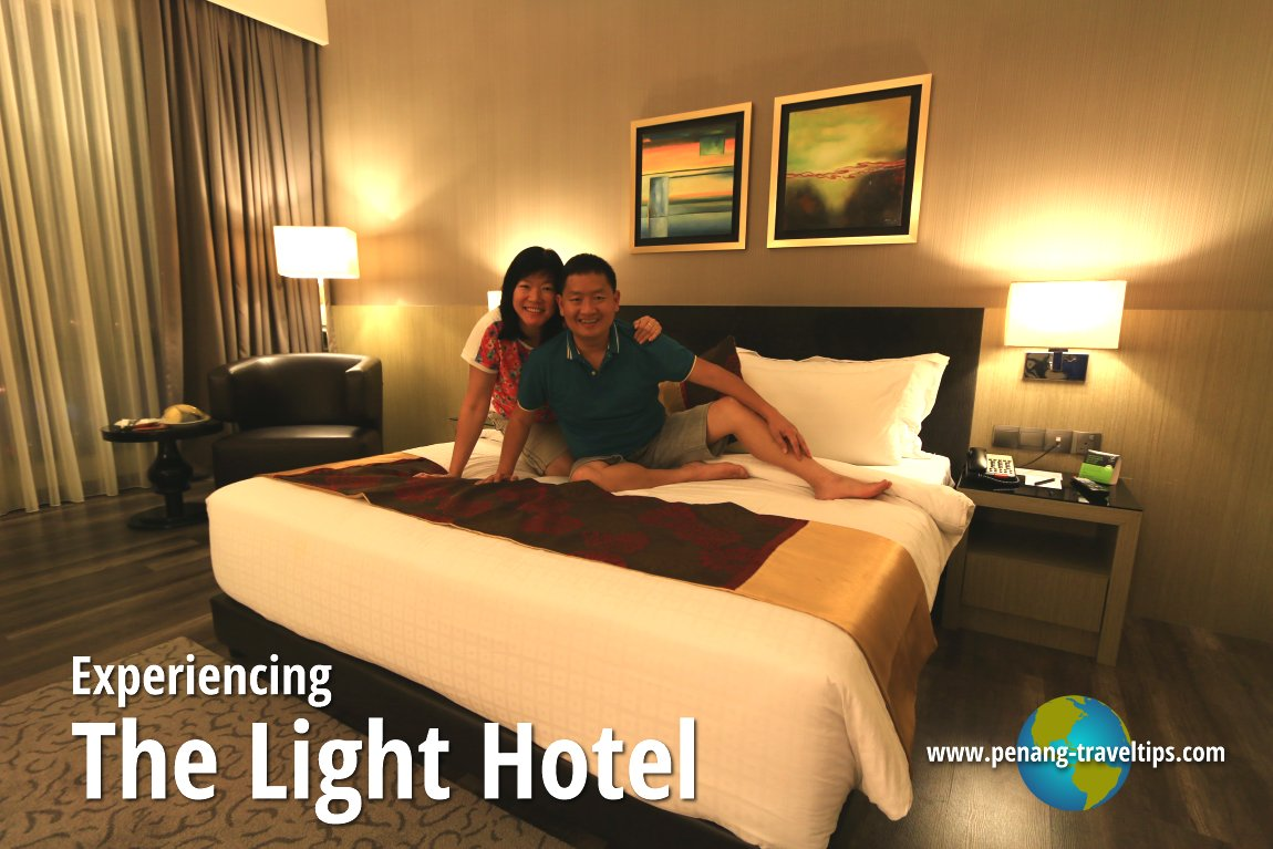 Experiencing The Light Hotel