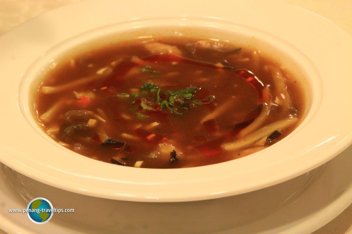 Seafood Hot & Sour Szechuan Soup