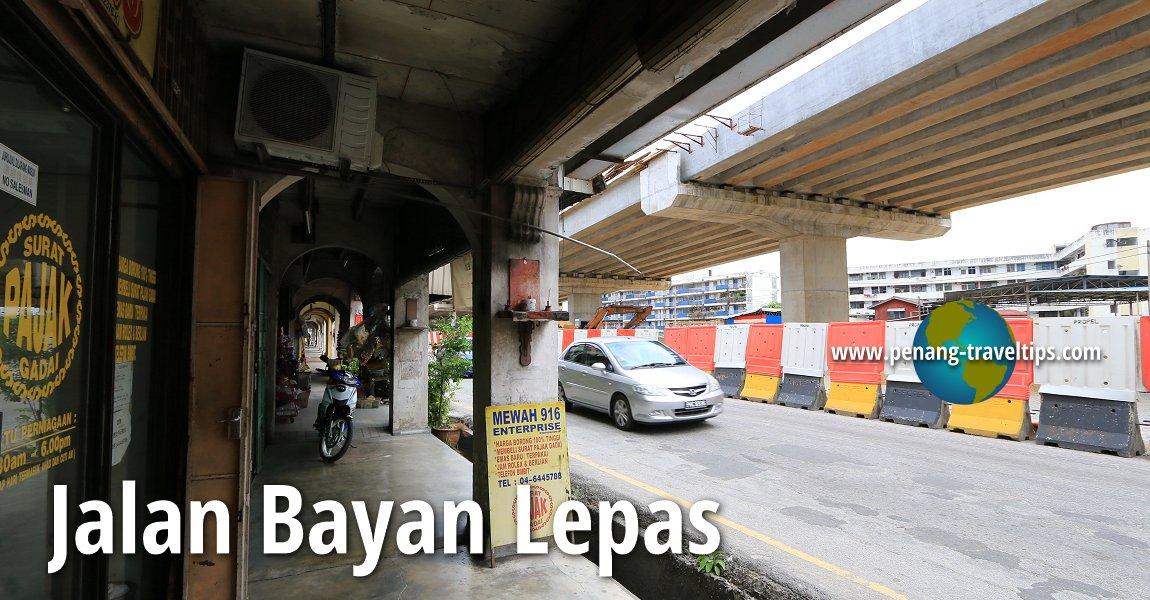 Jalan Bayan Lepas, Penang