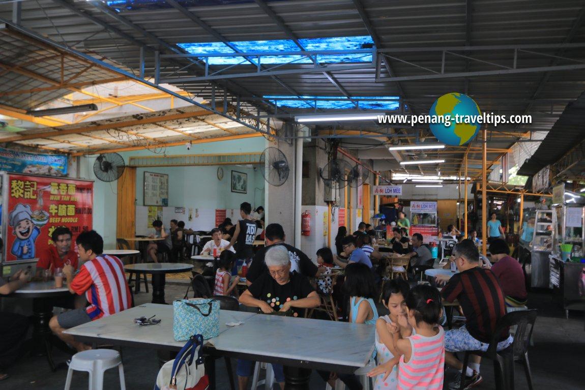 Kedai Kopi Hai Beng, Pulau Tikus