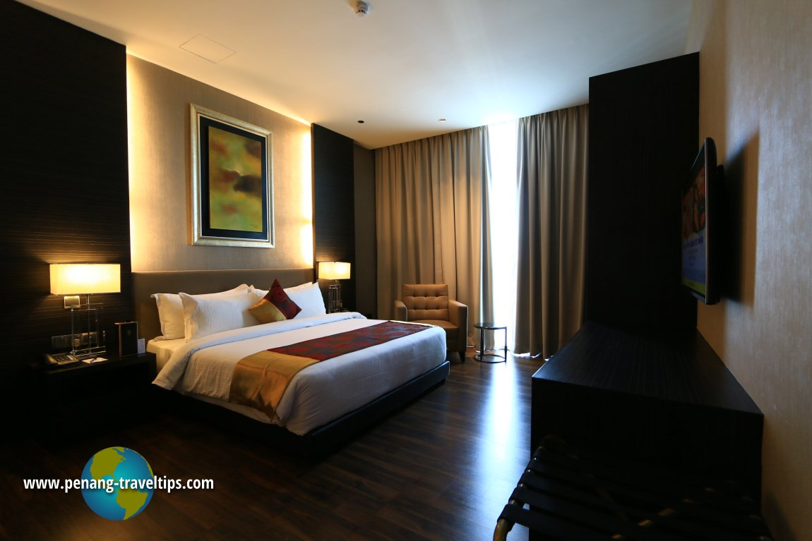 Guest Rooms at The Light Hotel