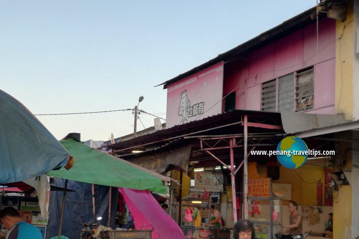 Mat Toh Yau Coffee Shop, Jelutong