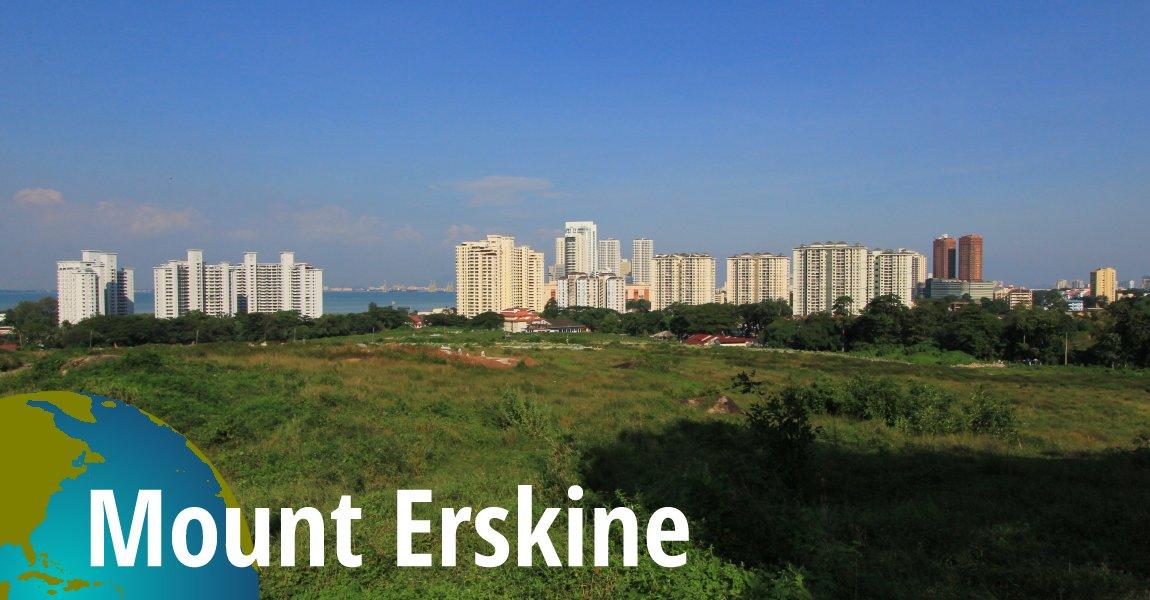 Mount Erskine, Penang