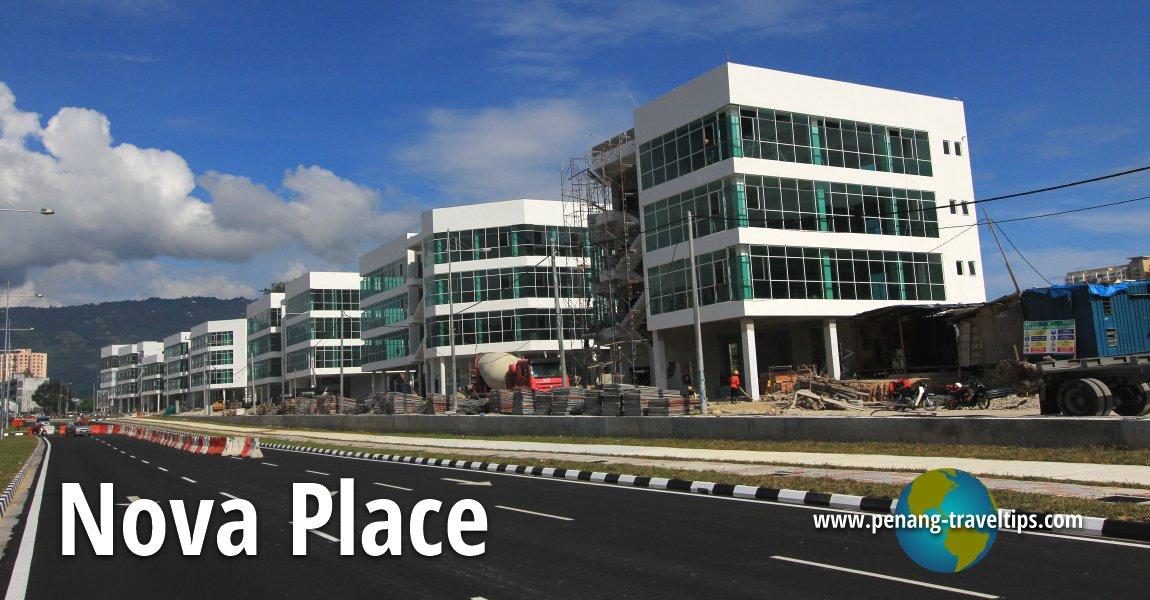 Nova Place, Jelutong
