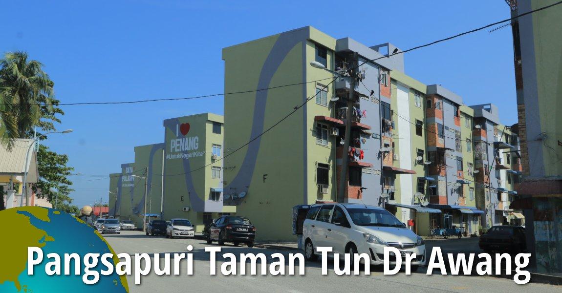 Pangsapuri Taman Tun Dr Awang