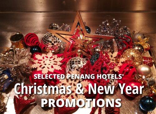 Penang Hotels Christmas Promo 2017