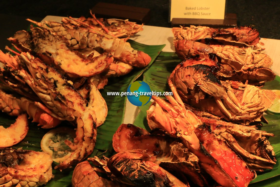 Rasa Sayang Resort Seafood Buffet Dinner