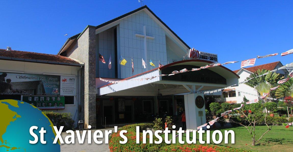 St Xavier's Institution