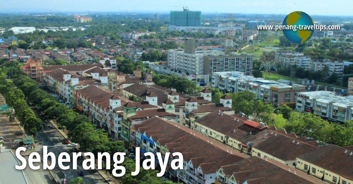 Seberang Jaya, Penang