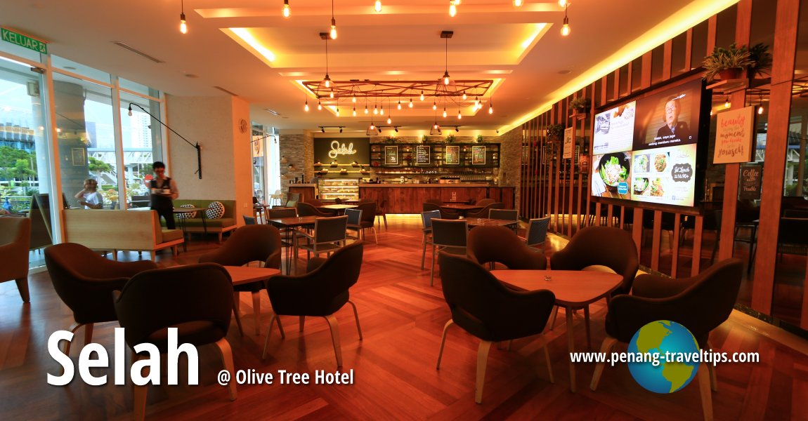 Selah Olive Tree Hotel