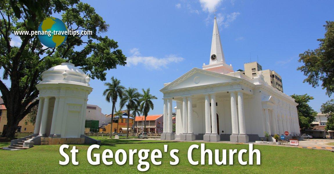 St George's Church, Penang