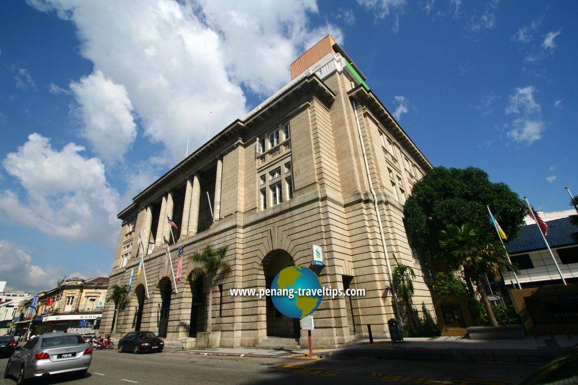 Standard Chartered Bank Building, Penang