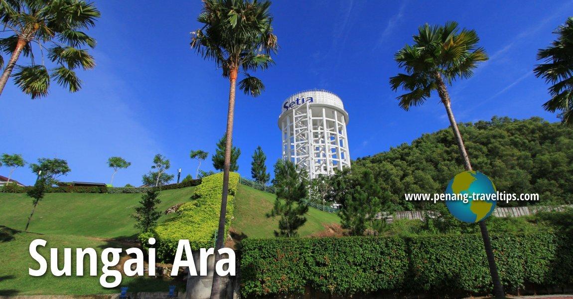 Sungai Ara, Penang