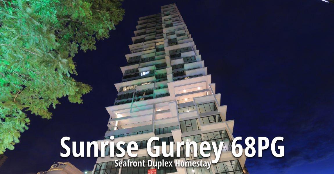 Sunrise Gurney 68PG Seafront Duplex Homestay