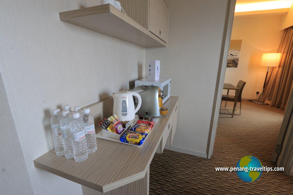 Perdana Suite, Sunway Hotel Seberang Jaya