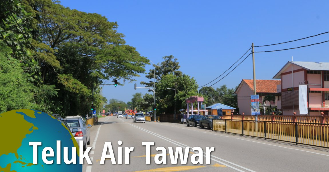 Teluk Air Tawar, Butterworth
