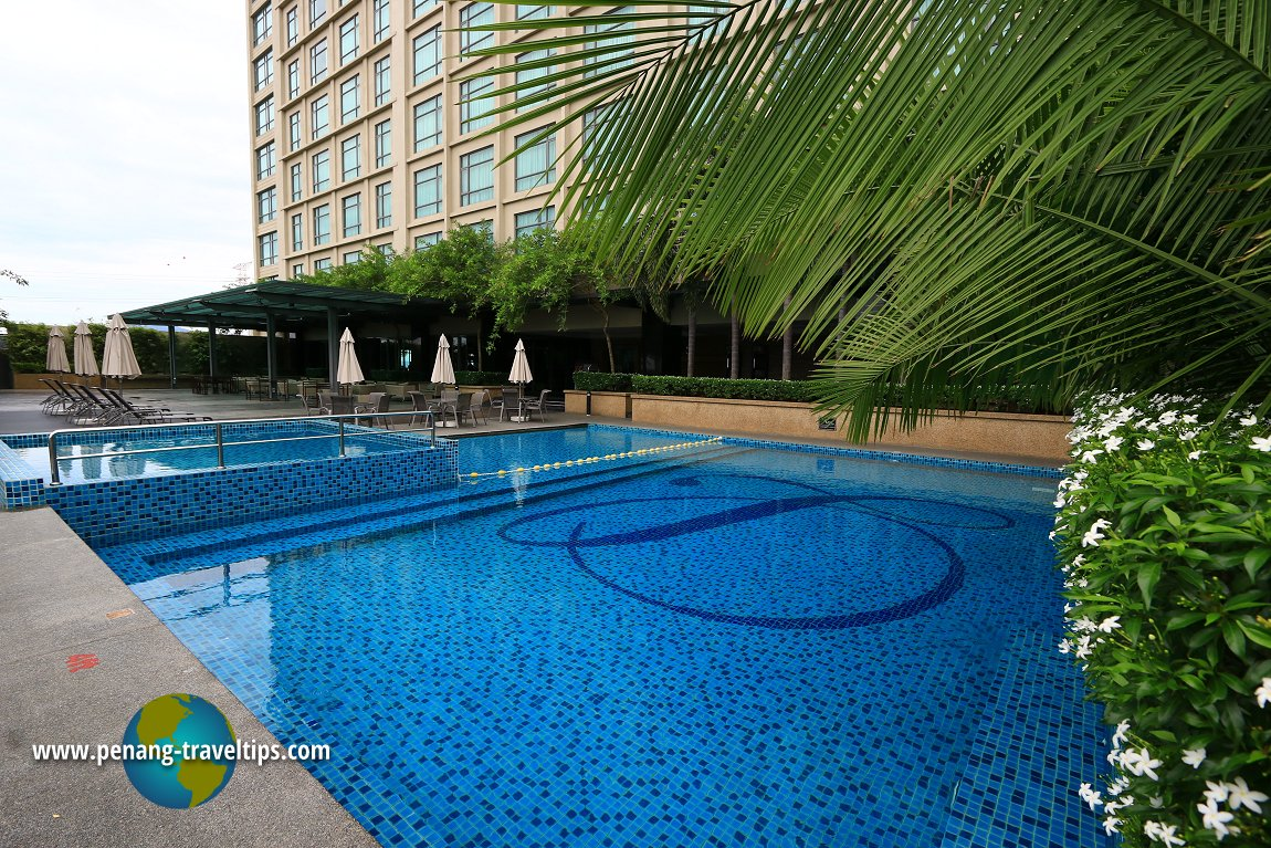 Swimming Pool, The Light Hotel Penang