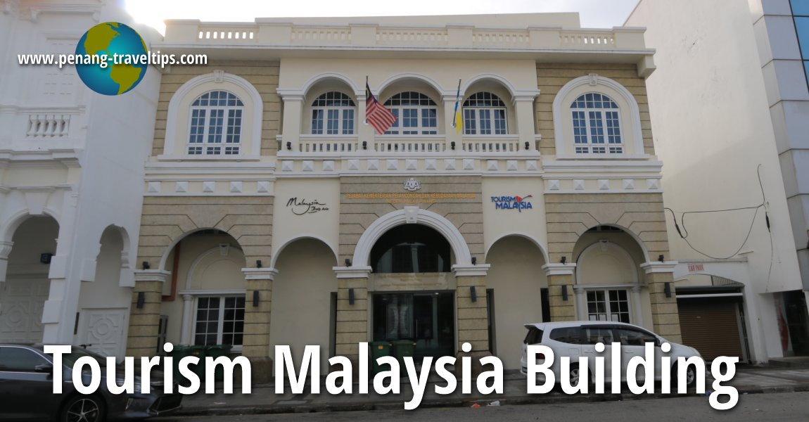 Tourism Malaysia Building