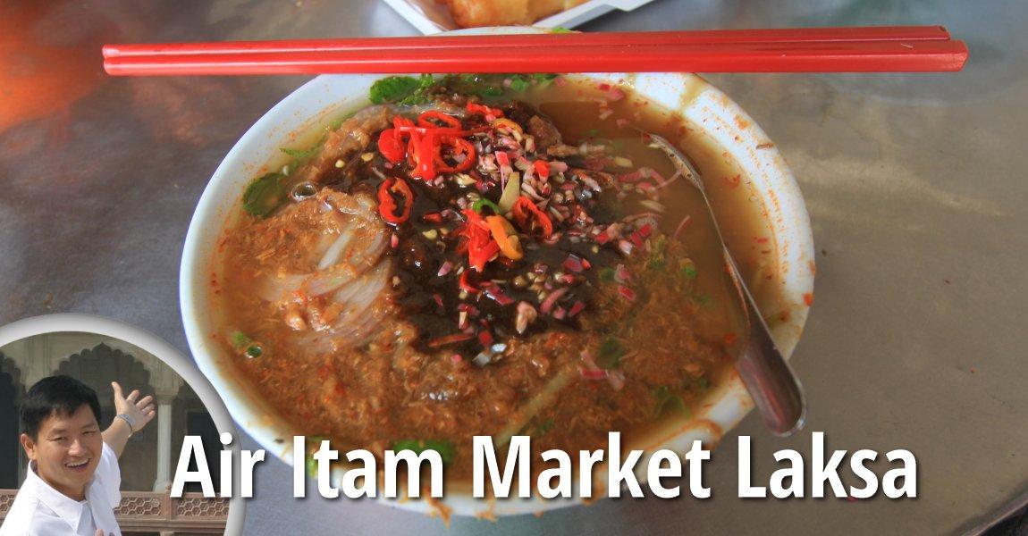 Air Itam Market Laksa