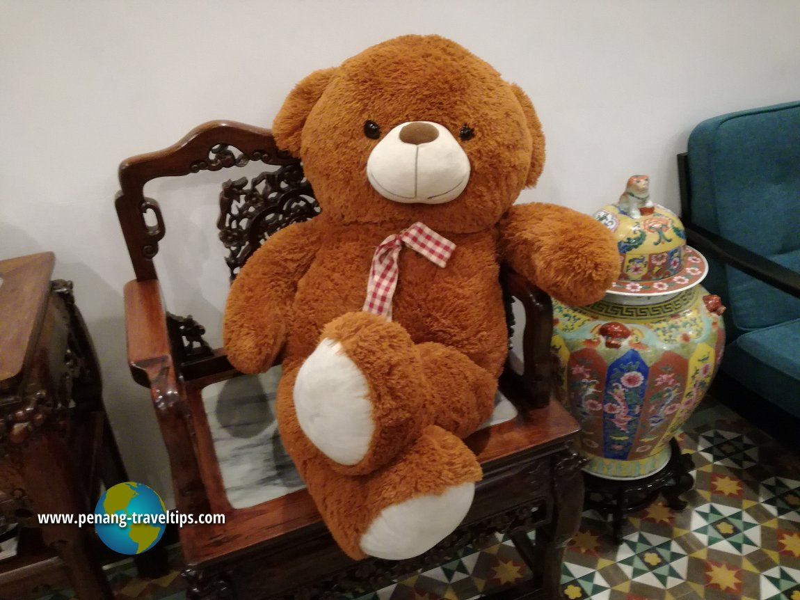 Areca Hotel Teddy Bear