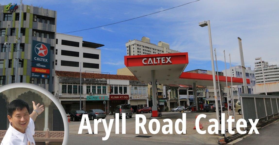 Argyll Road Caltex, George Town, Penang