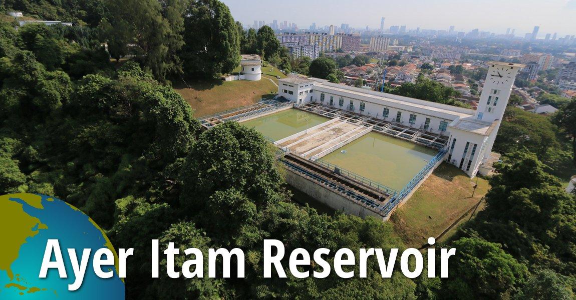 Ayer Itam Reservoir