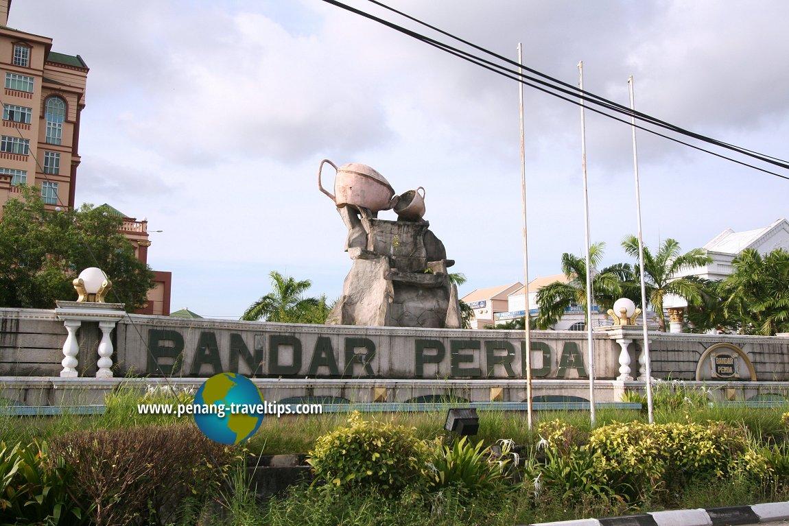 Bandar Perda, Bukit Mertajam