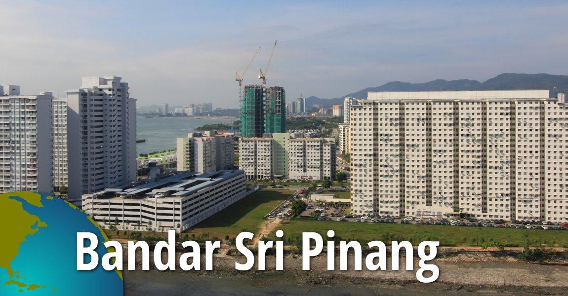 Bandar Sri Pinang, Penang