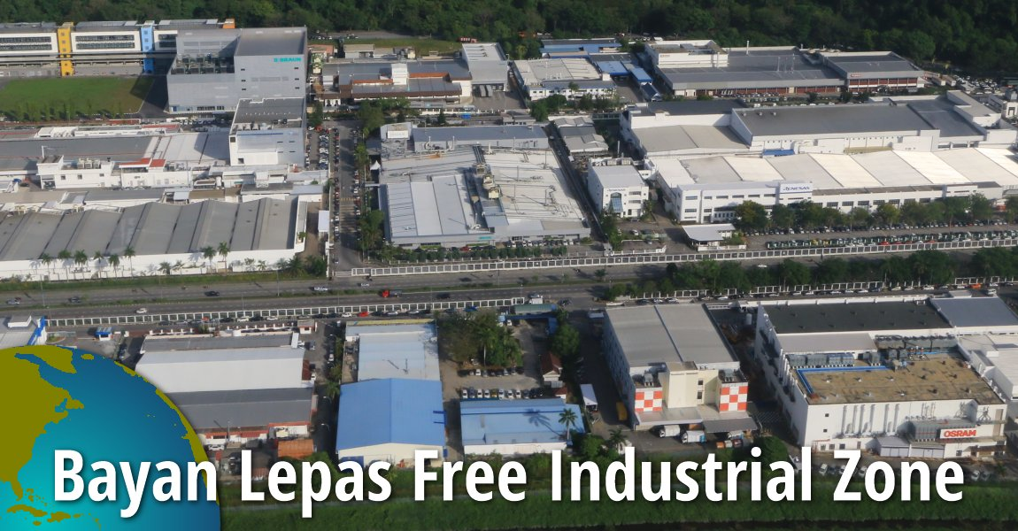 Bayan Lepas Free Industrial Zone