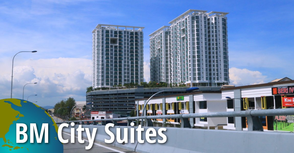 BM City Suites, Bukit Mertajam
