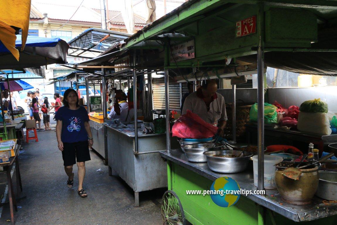 BM Pek Kong Cheng Hawker Stall
