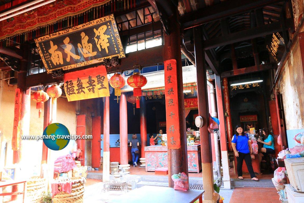Bukit Mertajam Tua Pek Kong Temple