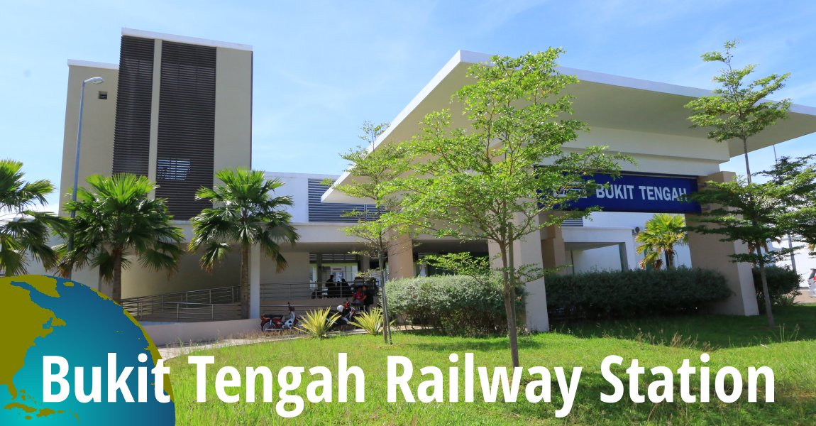 Bukit Tengah Railway Station