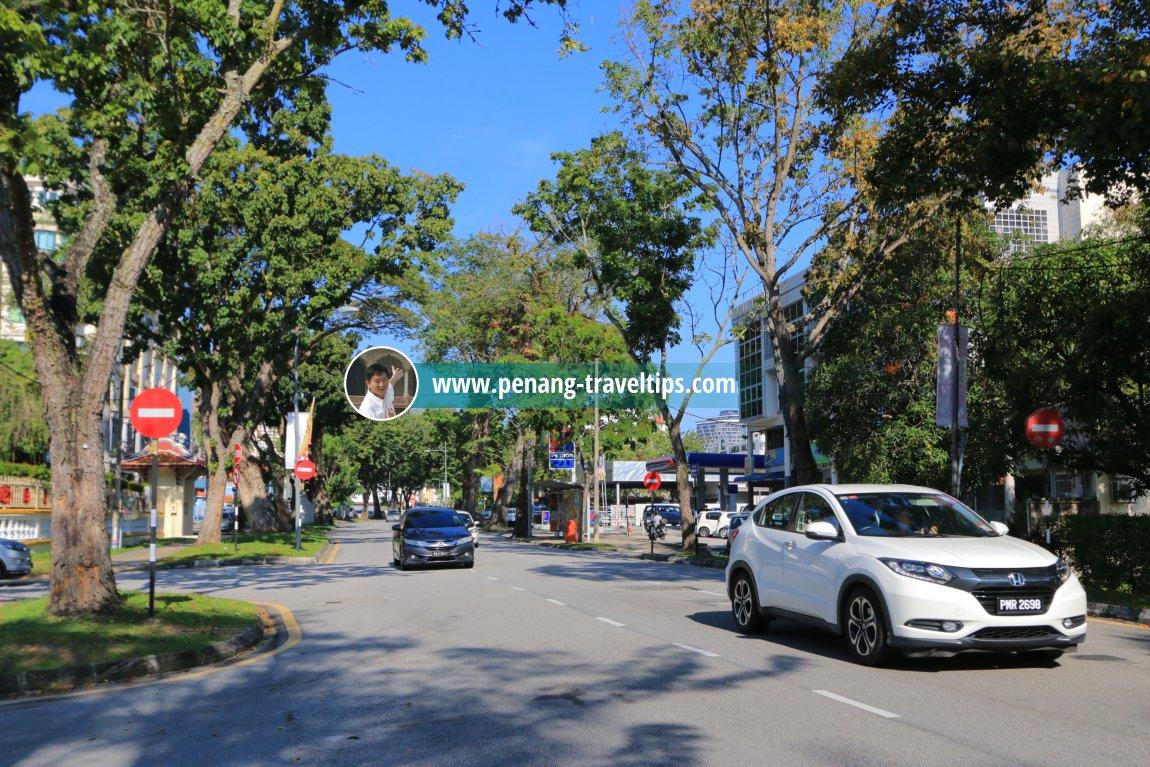 Burmah Road, George Town, Penang