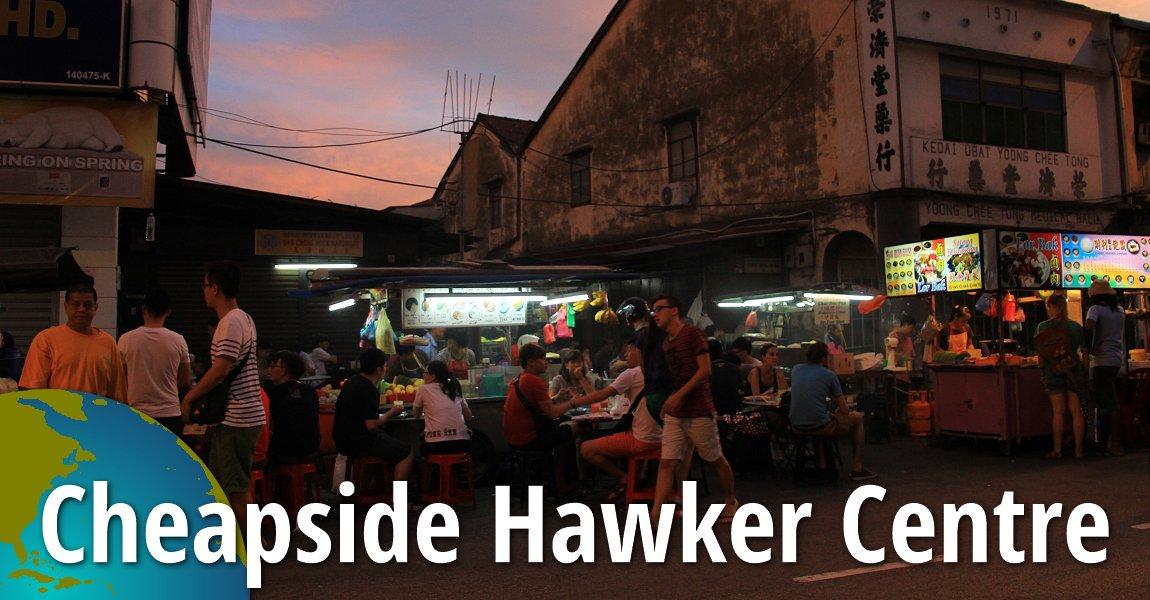Cheapside Hawker Centre
