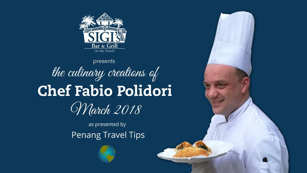 Chef Fabio Polidori