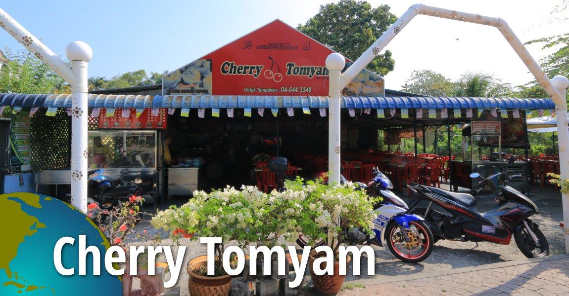 Cherry Tomyam, Bayan Lepas