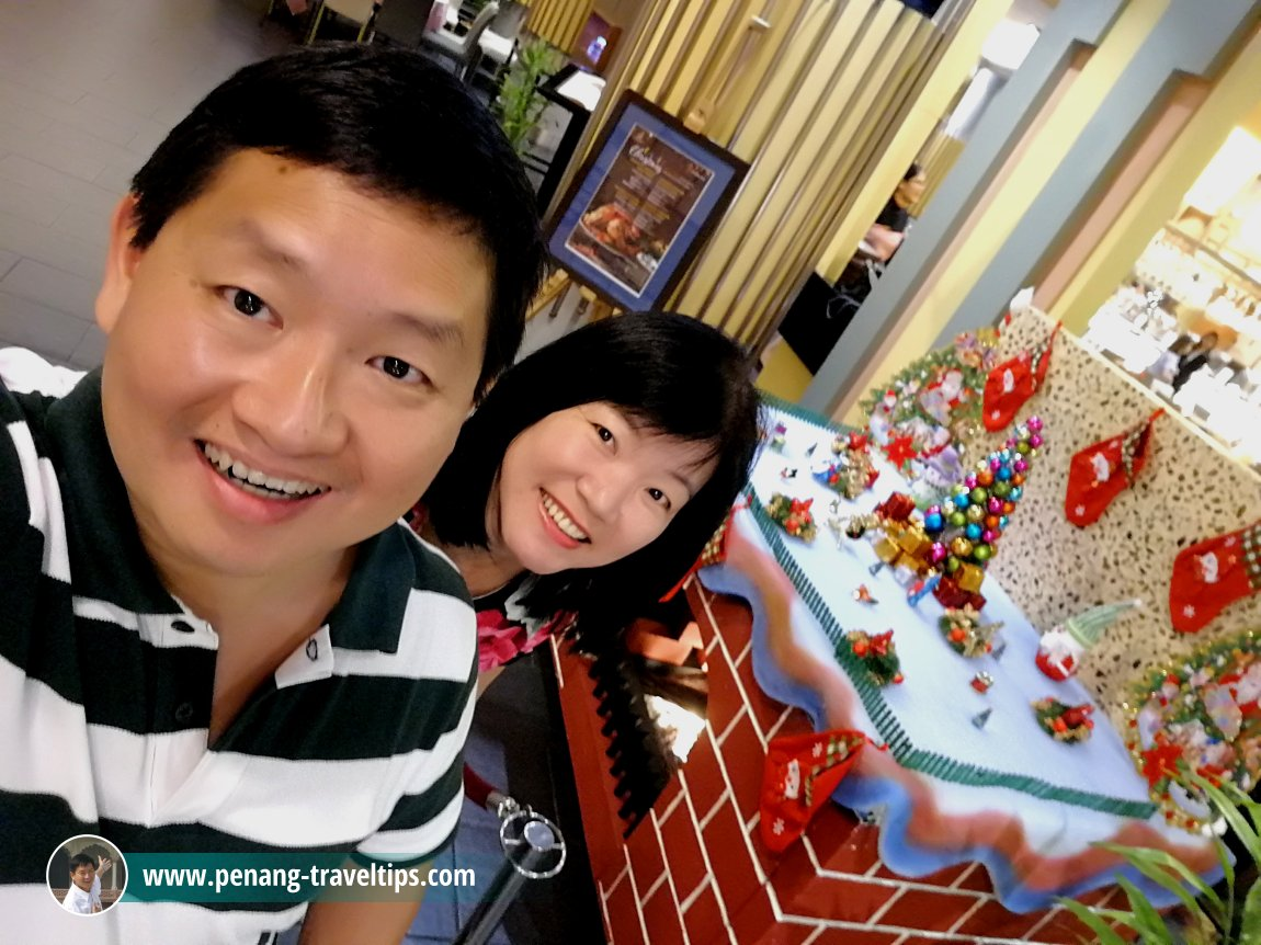 Colourful Christmas Buffets @ Cititel Penang