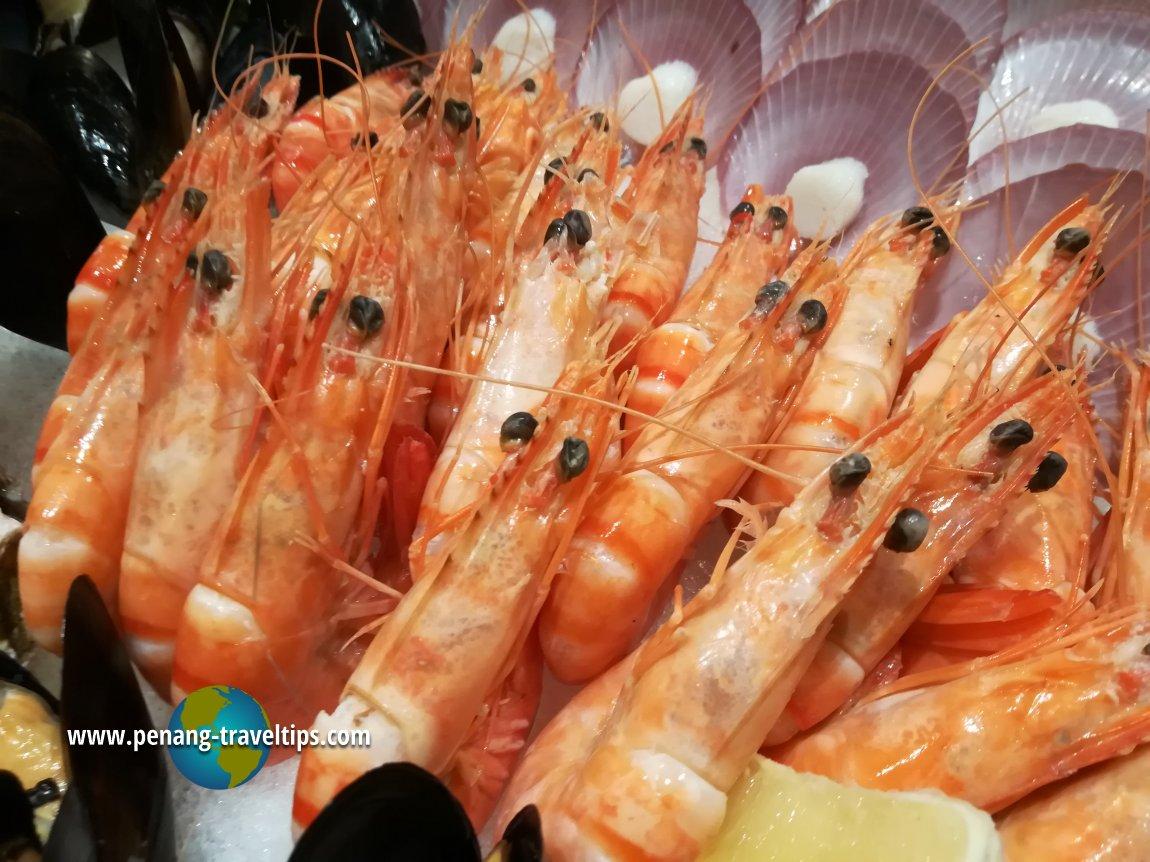 Seafood Buffet @ Cititel Penang
