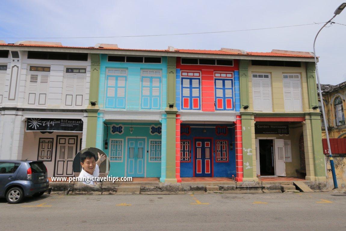 Clarke Street (Lebuh Clarke), George Town, Penang