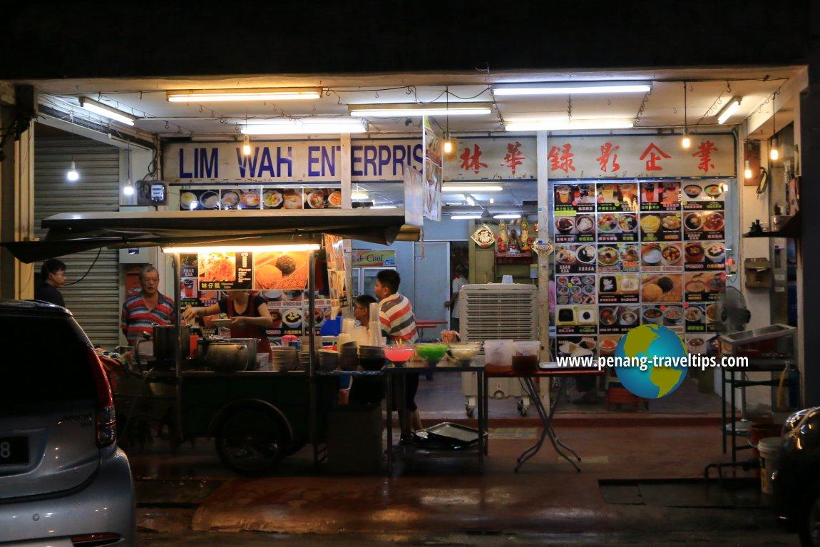 Dessert Stall, Chai Leng Park