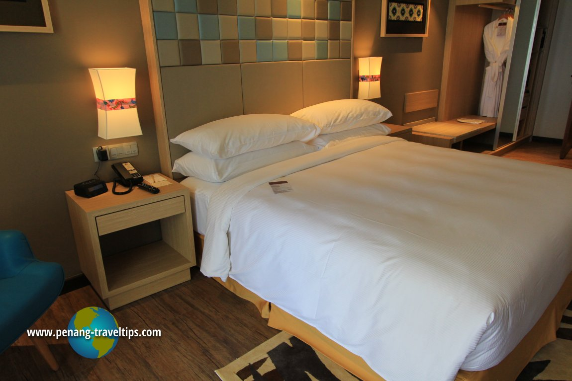 Deluxe Room, DoubleTree Resort by Hilton Penang