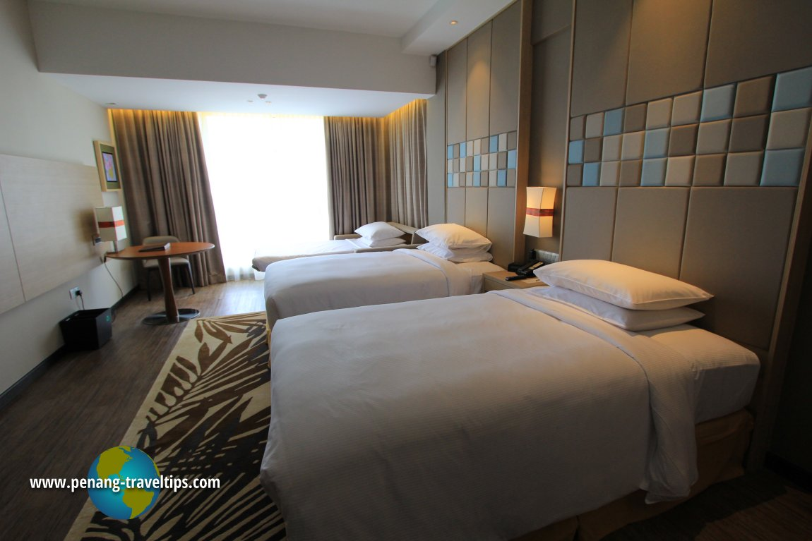Guest Room, DoubleTree Resort by Hilton Penang