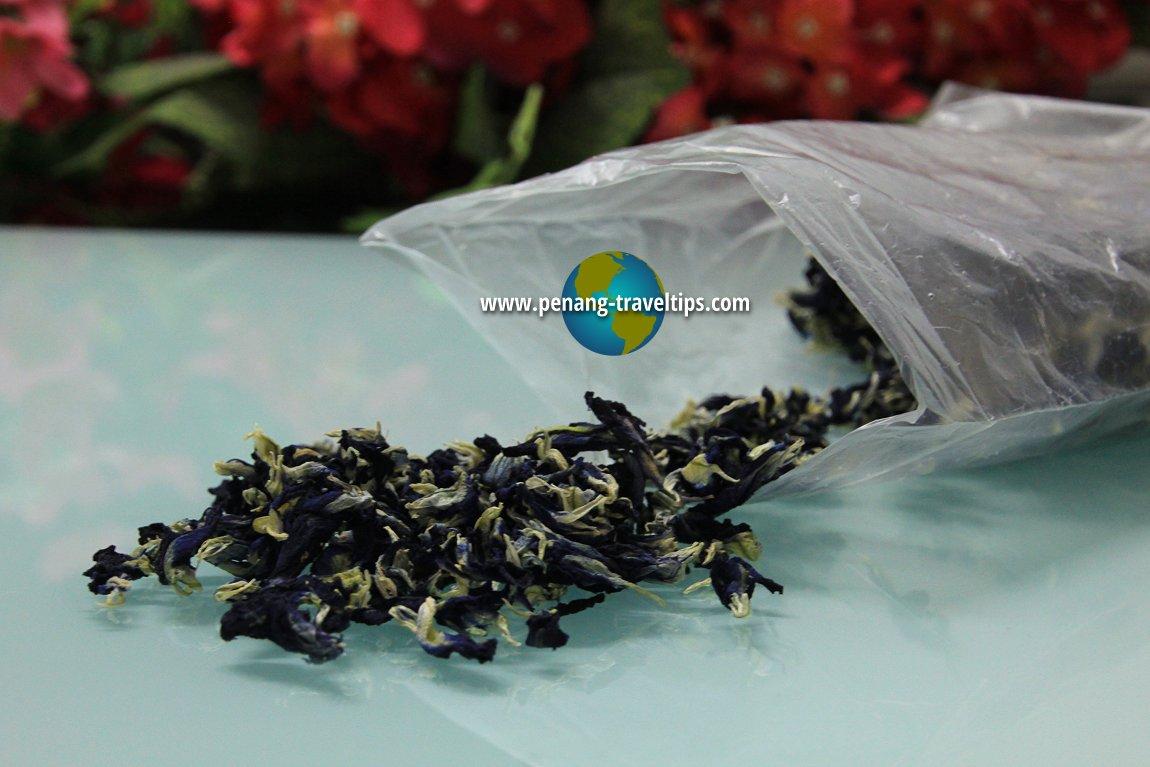 Dried Bunga Telang