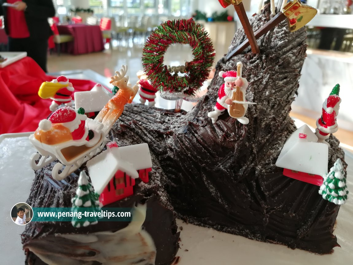 Preview of Eastin Hotel Penang's Christmas Buffets